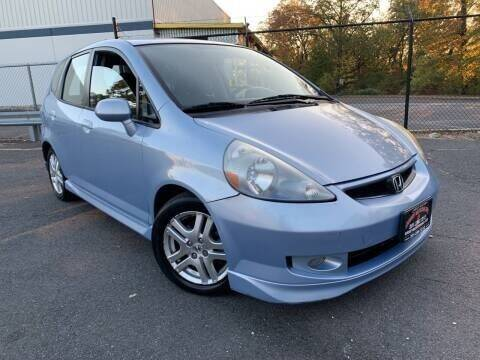 2008 Honda Fit for sale at JerseyMotorsInc.com in Teterboro NJ