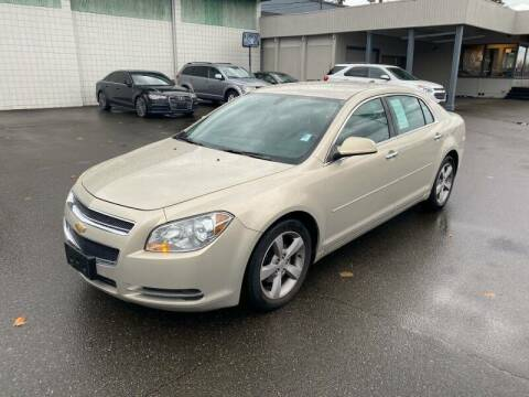 2012 Chevrolet Malibu for sale at TacomaAutoLoans.com in Tacoma WA