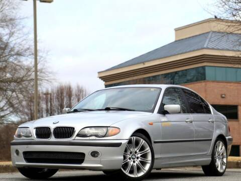 2005 BMW 3 Series for sale at Carma Auto Group in Duluth GA