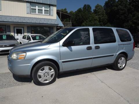 2007 Chevrolet Uplander for sale at Country Side Auto Sales in East Berlin PA