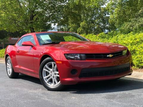 2014 Chevrolet Camaro for sale at William D Auto Sales in Norcross GA