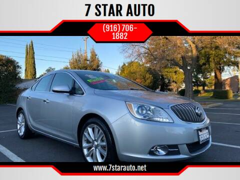 2014 Buick Verano for sale at 7 STAR AUTO in Sacramento CA