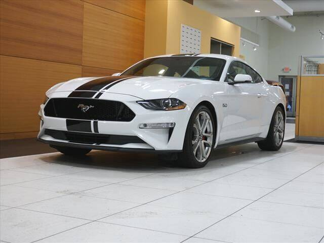 2019 Ford Mustang for sale at Mercedes-Benz of North Olmsted in North Olmstead OH