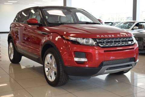 2014 Land Rover Range Rover Evoque for sale at Legend Auto in Sacramento CA