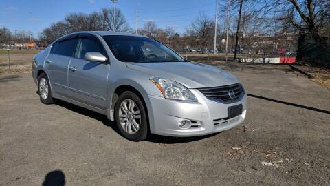 2012 Nissan Altima for sale at Shah Motors LLC in Paterson NJ