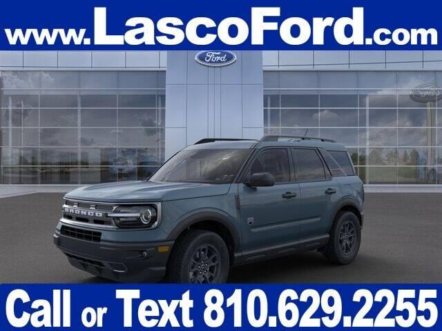 2021 Ford Bronco Sport for sale in Grand Blanc, MI
