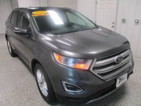 2016 Ford Edge for sale at LaFleur Auto Sales in North Sioux City SD