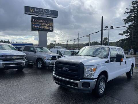 2015 Ford F-250 Super Duty for sale at Lakeside Auto in Lynnwood WA