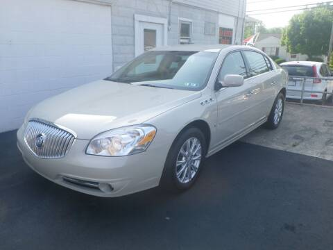2010 Buick Lucerne for sale at VICTORY AUTO in Lewistown PA