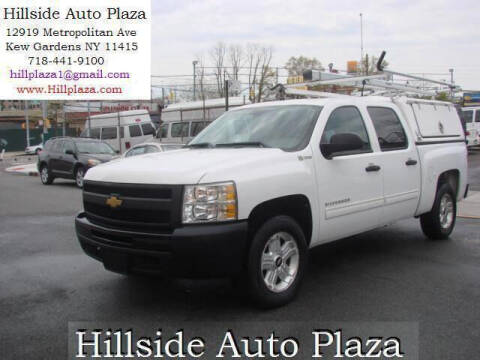 2012 Chevrolet Silverado 1500 Hybrid for sale at Hillside Auto Plaza in Kew Gardens NY