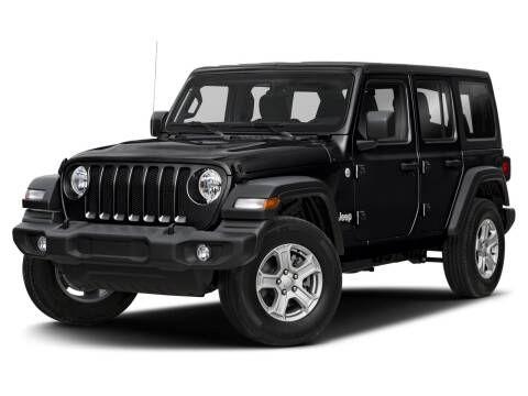 2019 Jeep Wrangler Unlimited for sale at Mann Chrysler Dodge Jeep of Richmond in Richmond KY