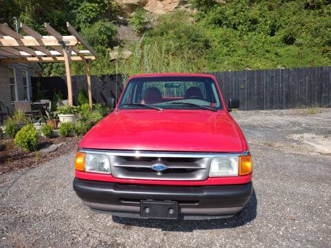 1997 Ford Ranger for sale at Riverside Auto Sales in Saint Albans WV