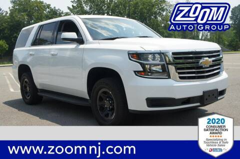 2020 Chevrolet Tahoe for sale at Zoom Auto Group in Parsippany NJ