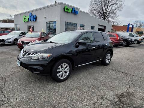 2014 Nissan Murano for sale at Car One in Essex MD