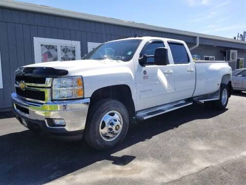 2013 Chevrolet Silverado 3500HD for sale at Great Lakes Classic Cars & Detail Shop in Hilton NY