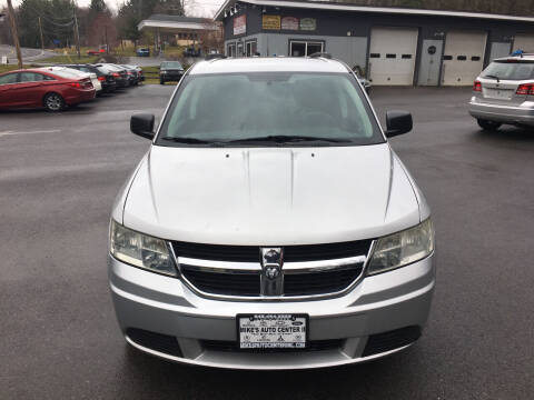 2010 Dodge Journey for sale at Mikes Auto Center INC. in Poughkeepsie NY