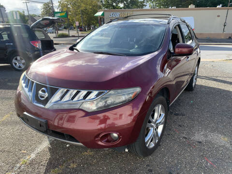 2009 Nissan Murano for sale at Jerusalem Auto Inc in North Merrick NY
