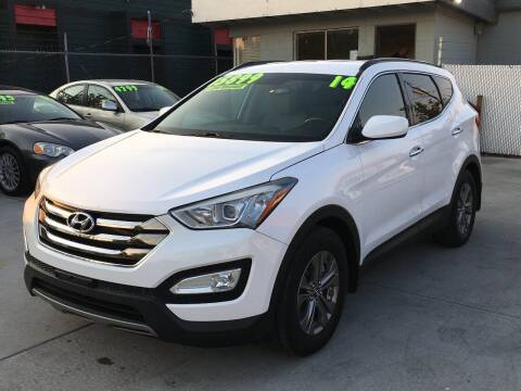 2014 Hyundai Santa Fe Sport for sale at Best Buy Auto in Boise ID