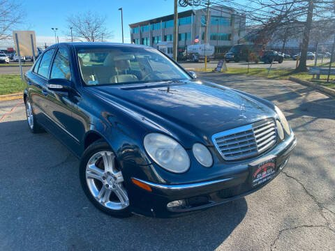 2005 Mercedes-Benz E-Class for sale at JerseyMotorsInc.com in Teterboro NJ