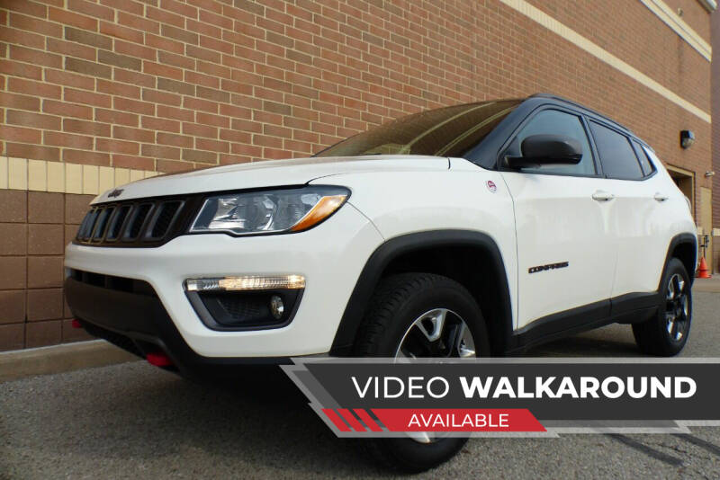 2018 Jeep Compass for sale at Macomb Automotive Group in New Haven MI