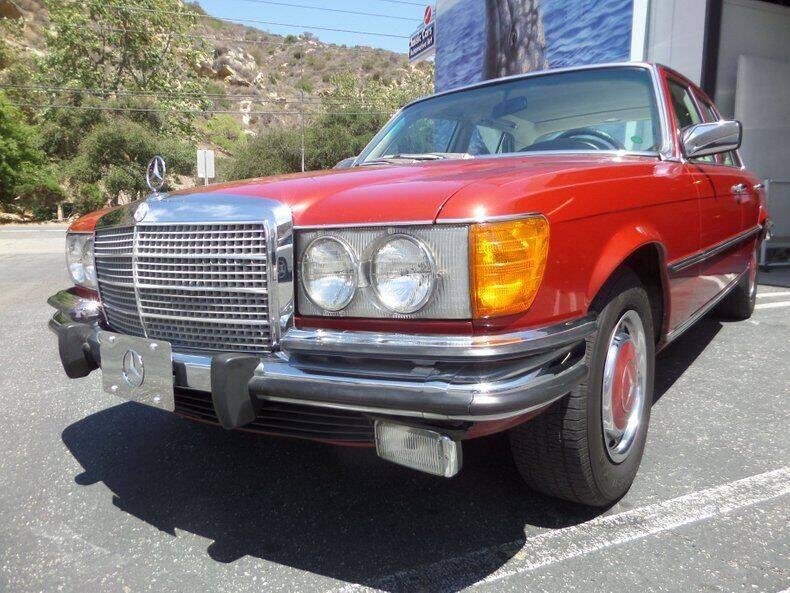 1973 Mercedes-Benz 450 SL for sale in Laguna Beach, CA