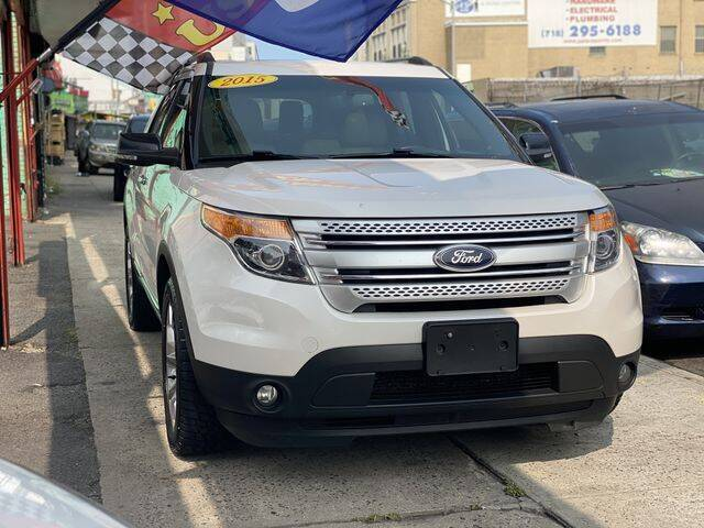 2015 Ford Explorer for sale at New 3 Way Auto Sales in Bronx NY