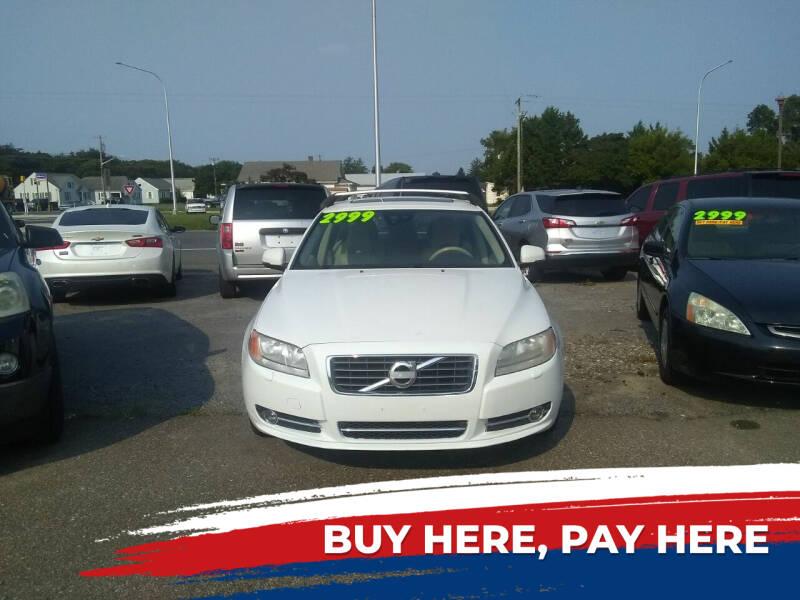 2012 Volvo S80 for sale at Marino's Auto Sales in Laurel DE