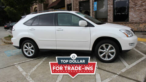 2009 Lexus RX 350 for sale at NORCROSS MOTORSPORTS in Norcross GA