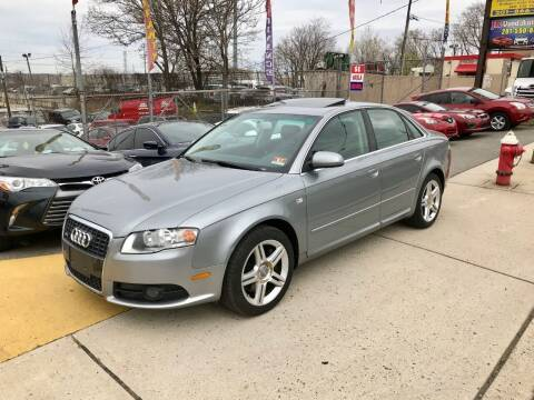 2008 Audi A4 for sale at JR Used Auto Sales in North Bergen NJ