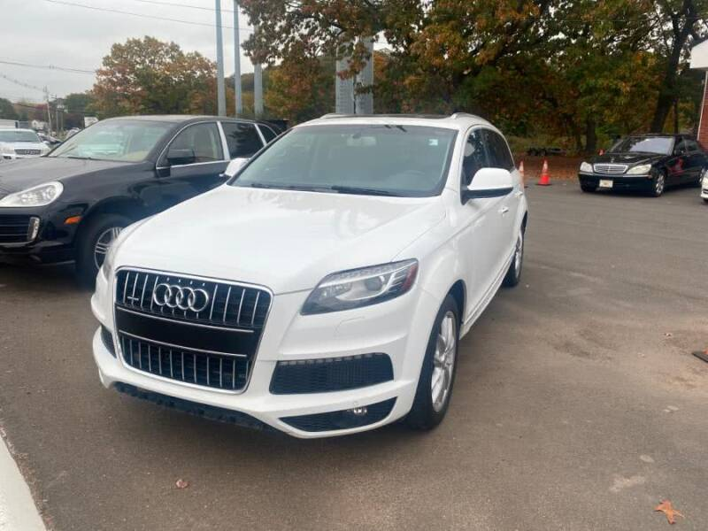 2010 Audi Q7 for sale at Vertucci Automotive Inc in Wallingford CT