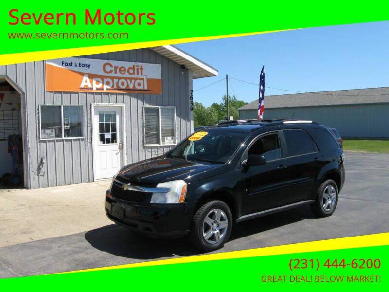 2008 Chevrolet Equinox for sale at Severn Motors in Cadillac MI