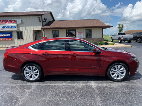 2017 Chevrolet Impala for sale at Pro Source Auto Sales in Otterbein IN