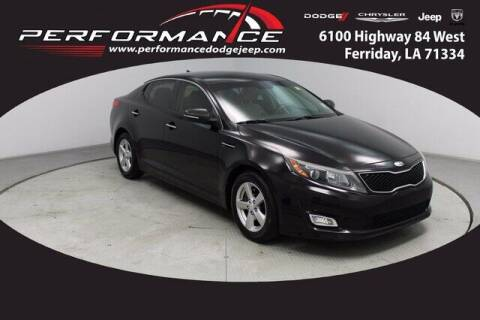 2014 Kia Optima for sale at Performance Dodge Chrysler Jeep in Ferriday LA