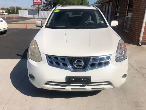 2011 Nissan Rogue for sale at Moore Imports Auto in Moore OK