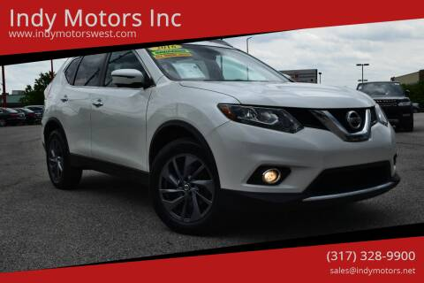 2016 Nissan Rogue for sale at Indy Motors Inc in Indianapolis IN
