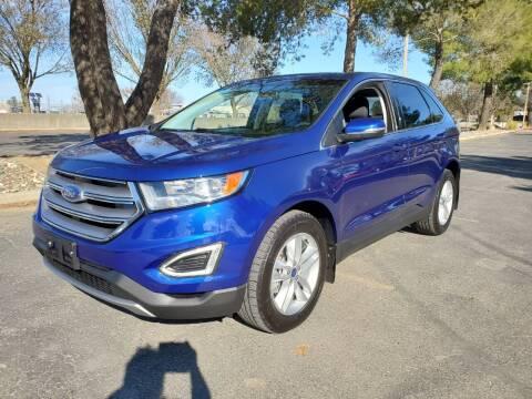 2015 Ford Edge for sale at Matador Motors in Sacramento CA