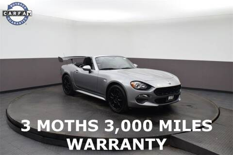 2017 FIAT 124 Spider for sale at M & I Imports in Highland Park IL