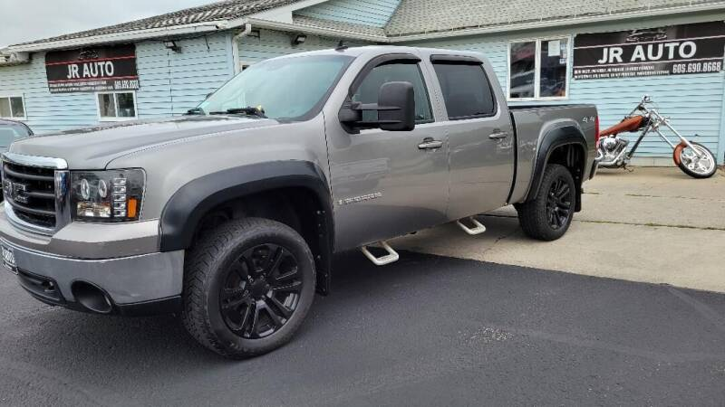 2007 GMC Sierra 1500 for sale at JR Auto in Brookings SD