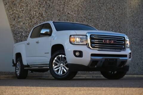 2015 GMC Canyon for sale at Dallas Auto Finance in Dallas TX