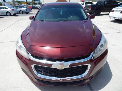 2014 Chevrolet Malibu for sale at Auto Outlet of Sarasota in Sarasota FL