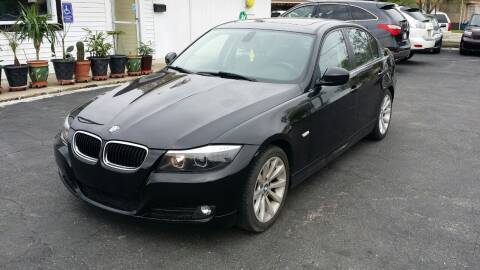 2011 BMW 3 Series for sale at Nonstop Motors in Indianapolis IN