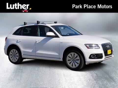 2013 Audi Q5 Hybrid for sale at Park Place Motor Cars in Rochester MN