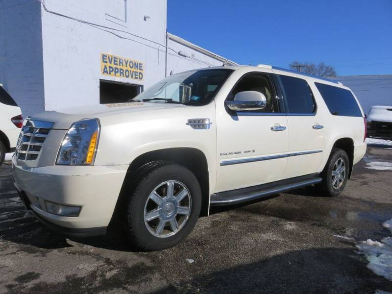 2007 Cadillac Escalade ESV for sale at US Auto in Pennsauken NJ