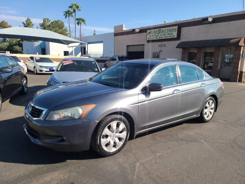 2010 Honda Accord EX-L V6 4dr Sedan - Mesa AZ