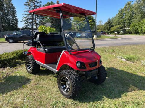 2014 Club Car Gas for sale at A 1 Motors in Monroe MI