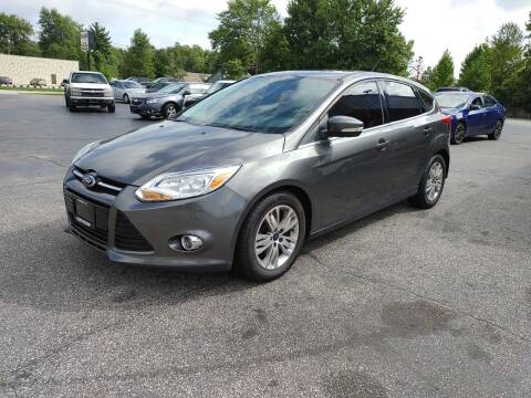 2012 Ford Focus for sale at Cruisin' Auto Sales in Madison IN