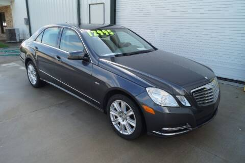 2012 Mercedes-Benz E-Class for sale at Deaux Enterprises, LLC. in Saint Martinville LA