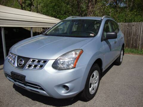 2014 Nissan Rogue Select for sale at Easy Ride Auto Sales Inc in Chester VA