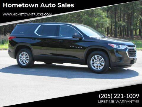 2018 Chevrolet Traverse for sale at Hometown Auto Sales - SUVS in Jasper AL