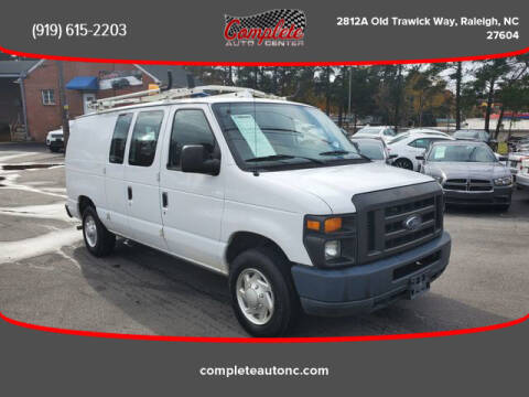 2011 Ford E-Series Cargo for sale at Complete Auto Center , Inc in Raleigh NC